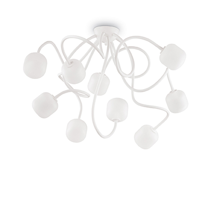Ideal Lux OCTOPUS PL9 BIANCO 174990