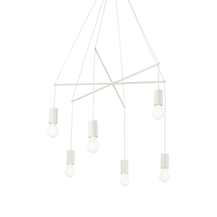 Ideal Lux POP SP6 BIANCO 186795