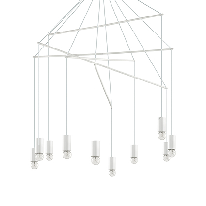Ideal Lux POP SP10 BIANCO 186801